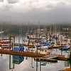 Morning at Port Ludlow Marina, Port Ludlow, Washington