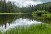 Mink Lake is Actually Kinda Pretty