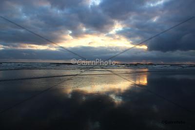 Kalaloch Beach Sunset