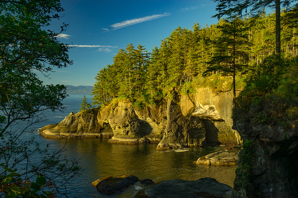 Cape Flattery Coves