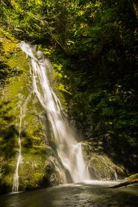 Marmere Falls