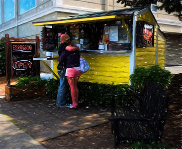 Let's Meet at the Hot Dog Stand in Port Townsend, WA