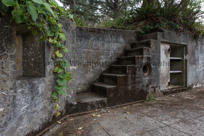 Cape Disappointment Fort Canby 25
