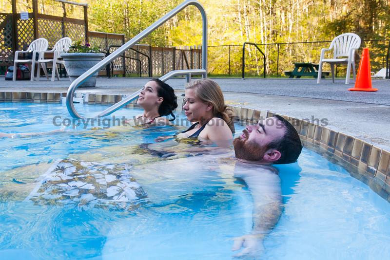 Sol Duc Hot Springs 11
