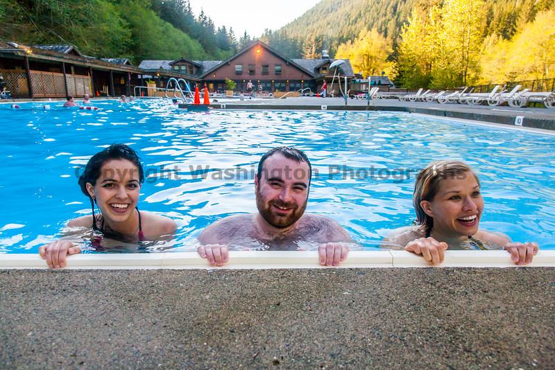 Sol Duc Hot Springs 24