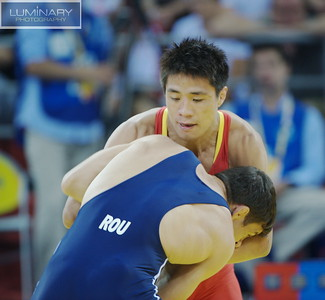 Chinese Wrestlers