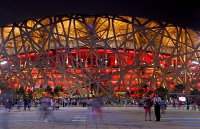 Night in Beijing