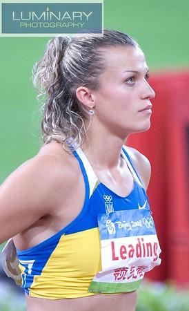 Women's Heptathalon 800 Meter