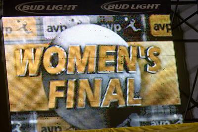 Women's Finals, Glendale, AZ, 9/27/08