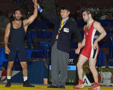 Bill Zadick, preliminaries, 66 kg
