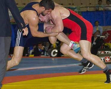 Donnie Pritzlaff, 74 kg