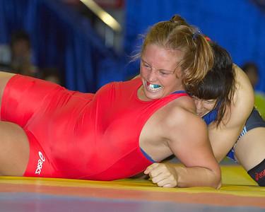 Kristie Marano, 72 kg