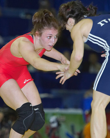 Mary Kelly, 48 kg