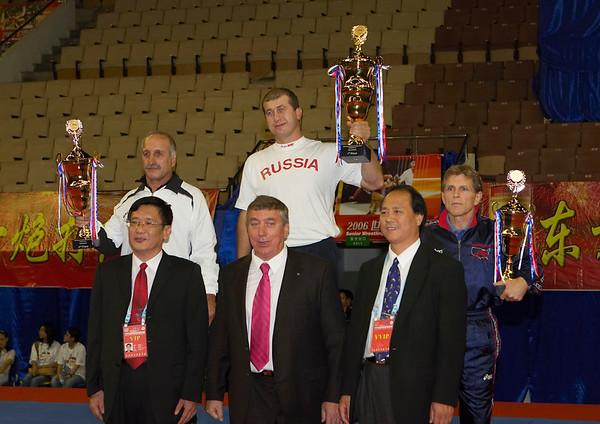 USA Men's Freestyle Team, Bronze Medal