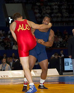Cormier v  Wardell (Australia) 9-1
