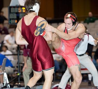 2008 Cliff Keen quarterfinals