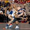 125 Rollie Peterkin (Penn) def  Jarrod Garnett (Va  Tech)_R3P4577