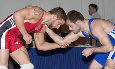 66 kg Freestyle Champion Trent Paulson def. Albert Batyrov (Belarus)