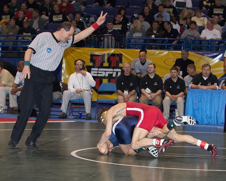 3rd Donahoe (Nebraska) def  McKnight (Penn State) _R3P7487