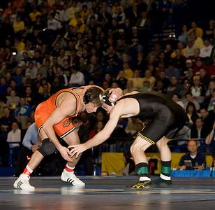 NCAA Champion 133 pounds, Coleman Scott (Okla State) def. Joey Slaton (Iowa)