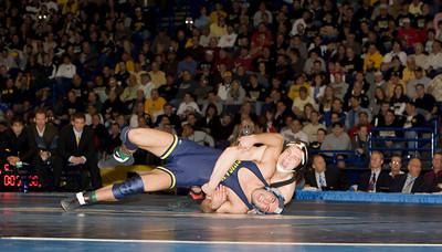 NCAA Champion 165 pounds, Mark Perry (Iowa) def. Eric Tannenbaum (Michigan)