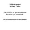 2008 Olympic Games, Beijing, China : 32 galleries with 2092 photos