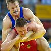 Adam Wheeler, 96kg Greco Roman  Bronze Medal