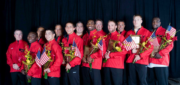 2008 Mens Freestyle Olympic Team