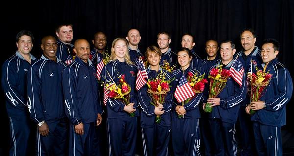 2008 USA Olympic Judo Teams