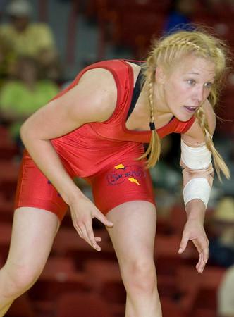 Women's Freestyle preliminaries