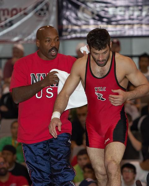 55kg Champion Spenser Mango def  Lindsey Durlacher _R3P8759