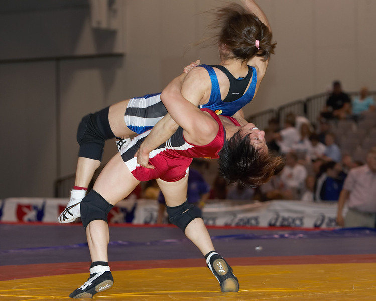 48kg Champion Patricia Miranda def  Stephanie Murata _R3P8517