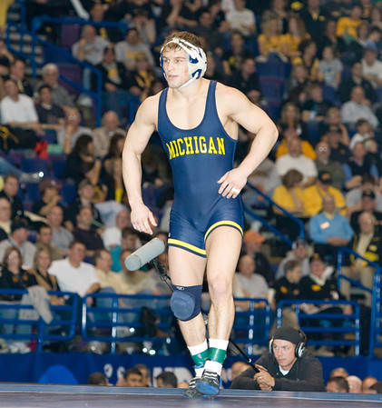 174 Champion Steve Luke (Michigan) def. Mike Miller (Central Michigan)