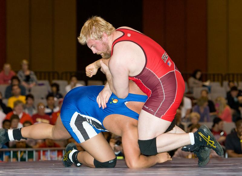 120 kg Steve Mocco def  Dominique Bradley_R3P1381