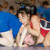 48 kg Clarissa Chun def  Sara Fulp-Allen_R3P0383