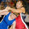 48kg Clarissa Chun def  Alyssa Lampe_R3P4697
