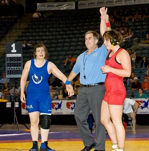 72 kg Ali Bernard def  Jenna Pavlik_R3P4178
