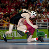 2010 NCAA 125 Champion, Matt McDonough (Iowa) def. Andrew Long (Iowa State) :