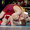 Varner (Iowa State) def  Brester (Nebraska)_R3P4706