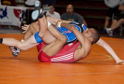 2010 Sunkist International Greco Semifinals