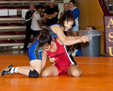 2010 Sunkist International Women Semifinals