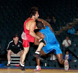 Freestyle Finals, 60, 74, 96kg