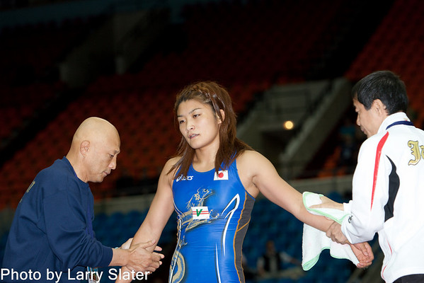 1 Japan at World Wrestling Championships