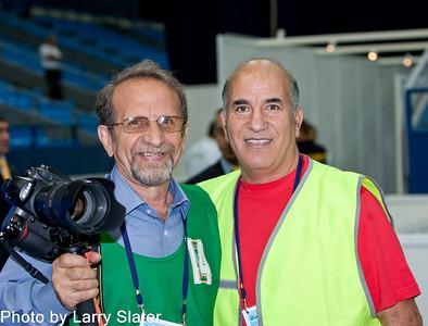 1 Photographers at World Wrestling Championships