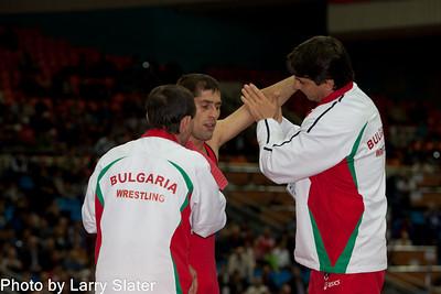 1 Bulgaria at World Championships