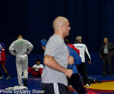 Justin Ruiz, 96kg Greco Roman