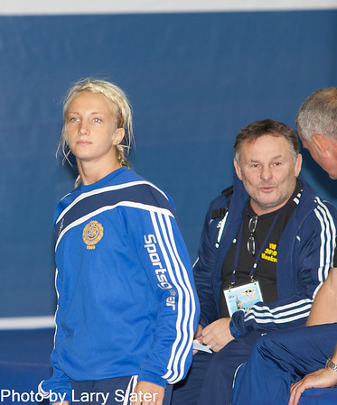 1 Sweden at World Championships