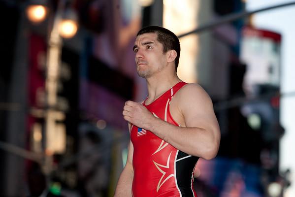 66kg Brent Metcalf (USA) v. Magomedmurad Gadzhiev (Russia)