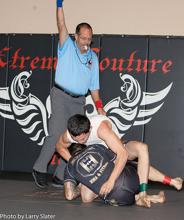 2011 World Team Trials, No Gi Grappling