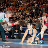 149 Kyle Dake (Cornell) def  Frank Molinaro (Penn State)_R3P4668